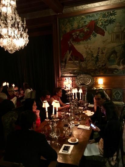 Arcangues Dinner TBTambour Table IMG_0652